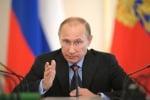 Vladimir Putin al primo posto - Fonte Ansa