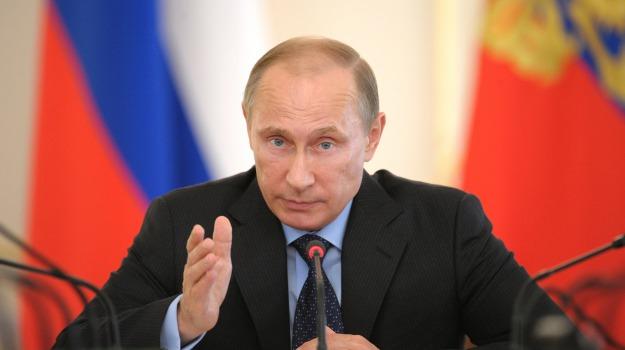 Tensione Usa-Russia, Vladimir Putin, Sicilia, Mondo