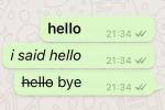 Cambia il testo su WhatsApp: come scrivere in grassetto, in corsivo o barrato