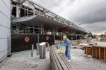 Bruxelles, porte aperte all'aeroporto Prima partenza dopo gli attentati