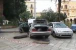 Allarme bomba dentro un'auto a Palermo, i controlli in piazza Cupani