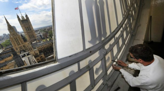 big ben, londra, restauro big ben, Sicilia, Mondo