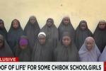 Boko Haram, vive le studentesse rapite: la prova in una foto