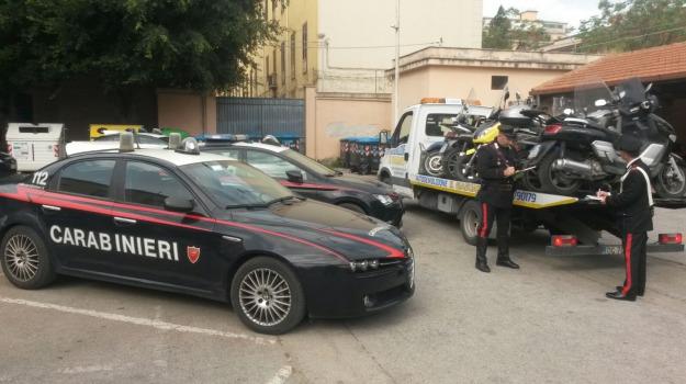 casco, multe, scooter, Palermo, Cronaca
