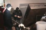 Un chilo di droga in ex convento, blitz della polizia nel cuore della Kalsa