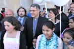 Volontari, mamme e bambini contro la chiusura del Centro Filippone - Video