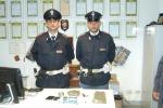 Aveva droga per 35 mila euro, arrestato un elettricista di Alcamo