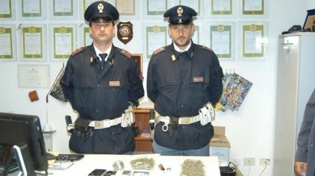 Alcamo, polizia, Trapani, Cronaca