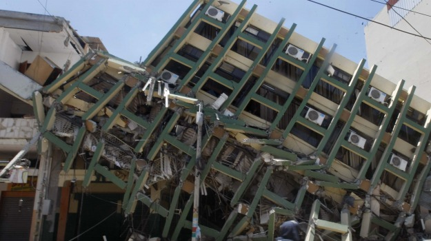Ecuador, terremoto, Sicilia, Mondo