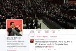 """Referendum, Carbone: il mio """"Ciaone"""" su Twitter? Non mi scuso"""