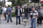 Palermo, ex Pip sul piede di guerra: sit-in in piazza Indipendenza