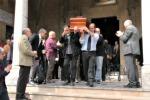 A Palermo l'ultimo addio al giornalista Mimmo Gerratana