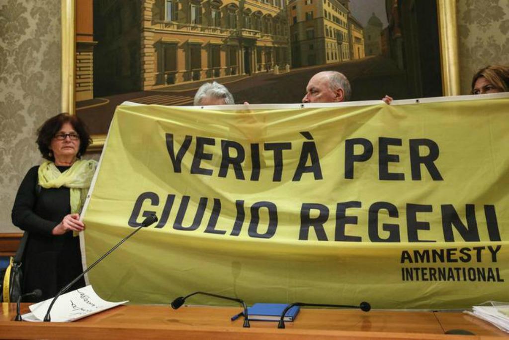 Omicidio Regeni, Procura di Roma: