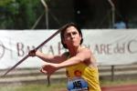 Lancio del giavellotto, Giusi è campionessa italiana ma ad Agrigento non può allenarsi