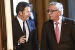 Via libera dell'Unione Europea alla flessibilità sui conti per l'Italia