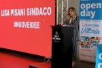 A Vittoria Pd «unito» alla convention di Lisa Pisani
