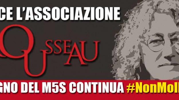 blog delle stelle, mgs, Sicilia, Politica