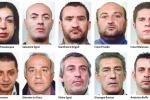 Mafia a Carini, tre assolti e 5 condannati - Nomi e foto