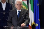 Mattarella: migranti come merci, negata la dignità umana