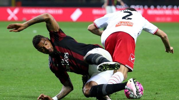 Calcio, Milan Carpi, palermo calcio, SERIE A, Sicilia, Sport