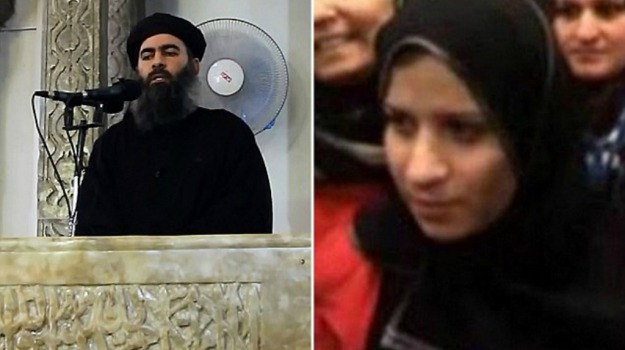ex moglie califfo, Isis, leader isis, Sicilia, Mondo