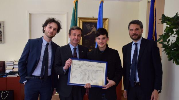 onu, pagella giovanni falcone, Palermo, Giovanni Falcone, Palermo, Cultura