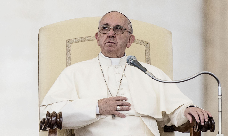Il Papa corregge il Padre nostro