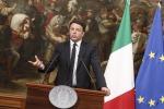 Renzi torna in Sicilia: tappa a Palermo e Catania. Ecco il programma della visita