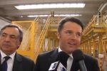 """Patto per le città, Renzi: """"Sono soldi che non si buttano via come in passato"""""""