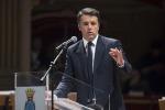 Renzi torna sul Ponte: naturale conclusione di un percorso