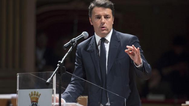 messina, Ponte sullo Stretto, Matteo Renzi, Sicilia, La politica di Renzi