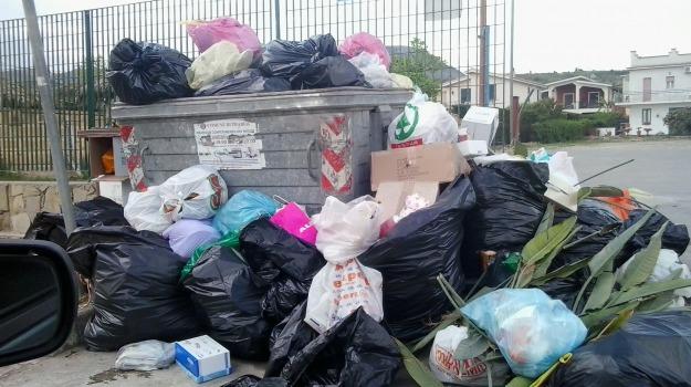 emergenza, rifiuti, Trapani, Cronaca