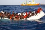 Nuovi sbarchi in Sicilia, altri 1300 migranti tra Catania e Pozzallo