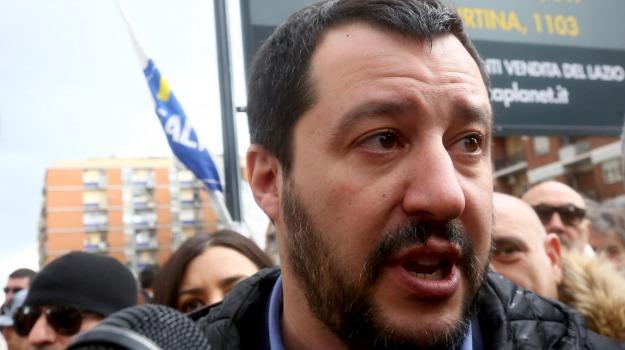 g7 taormina, Lega, migranti, sbarchi, stop sbatchi, Matteo Salvini, Sicilia, Politica