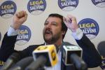 """Salvini a Catania: """"Alle regionali ci saremo. Crocetta peggio del peggio"""""""