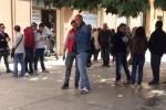 Almaviva, dopo l'accordo nuovo sit-in dei lavoratori a Palermo