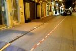 Gela, sparatoria in pieno centro storico: ferito un pregiudicato di 32 anni - Video