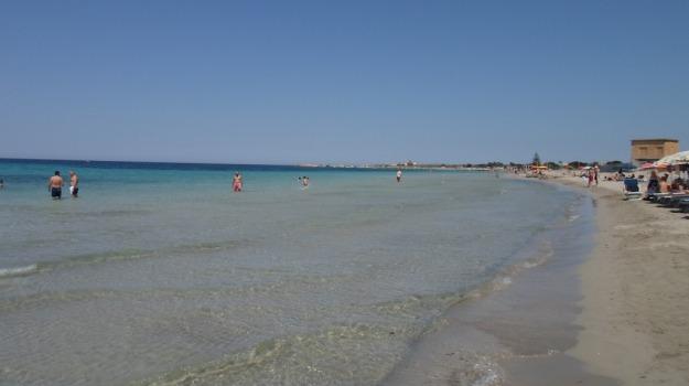 marsala, petrosino, spiaggia, Trapani, Cronaca