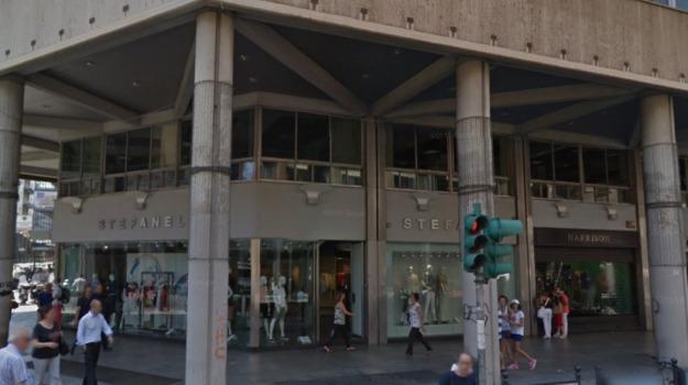 commercio, negozi, outlet, stefanel, Palermo, Economia