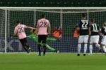 Palermo, solo un pari sofferto contro l'Atalanta