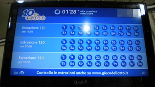 10eLotto, gioco, vincita, Messina, Cronaca