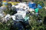 """""""Discarica abusiva"""", sequestrata area di 8000 metri quadrati a Vittoria"""
