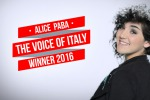 The Voice of Italy, vince la 19enne Alice Paba - Foto