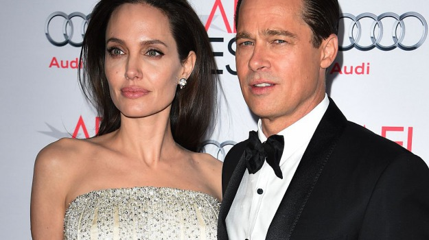 divorzio, Los Angeles, Angelina Jolie, Brad Pitt, Sicilia, Mondo