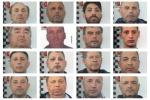 Mafia a Messina, nomi e foto dei 35 arrestati nell'operazione Matassa