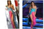 Modella imita Belen e diventa fenomeno del web - Foto
