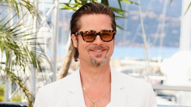attore, specie, Brad Pitt, Sicilia, Società