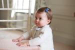 Charlotte compie 1 anno: le nuove foto della principessa