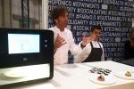 Il cibo incontra l'innovazione: Oldani cucina con una stampante 3D