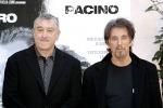 The Irishman, Martin Scorsese riunisce Robert De Niro e Al Pacino